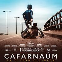 'Cafarnaúm' filma, zineklubean