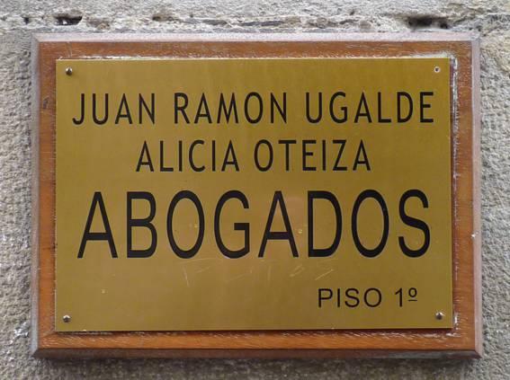 164024 Ugalde J.R. eta Oteiza A. argazkia (photo)