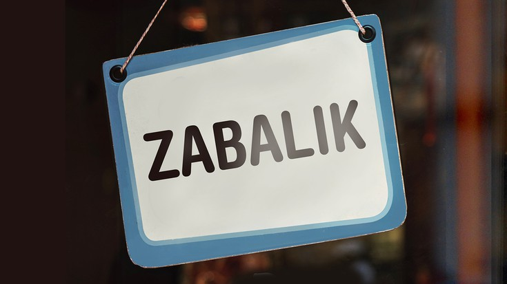 Zabalik