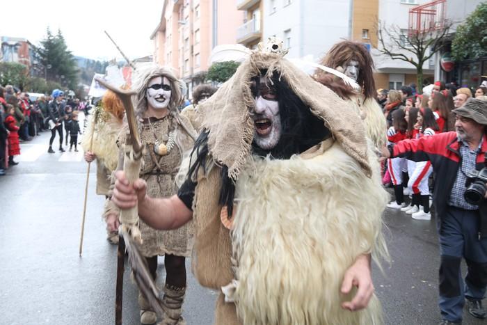 Inauterietako desfilea Aretxabaletan - 72