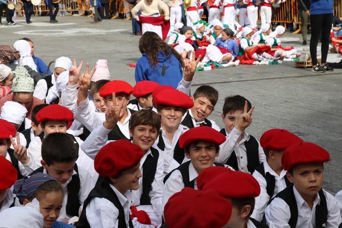 Dantzari gaztez bete da Oñati - 35