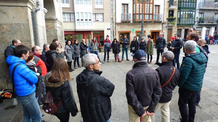 'Mozal ordenantzaren' aurkako agerraldia egingo dute egubakoitzean Herriko plazan