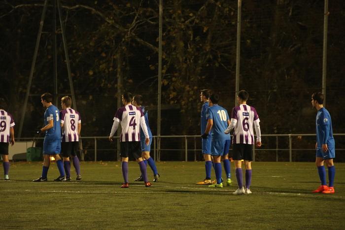 Liderrari irabazi dio Mondrak (1-0) - 12