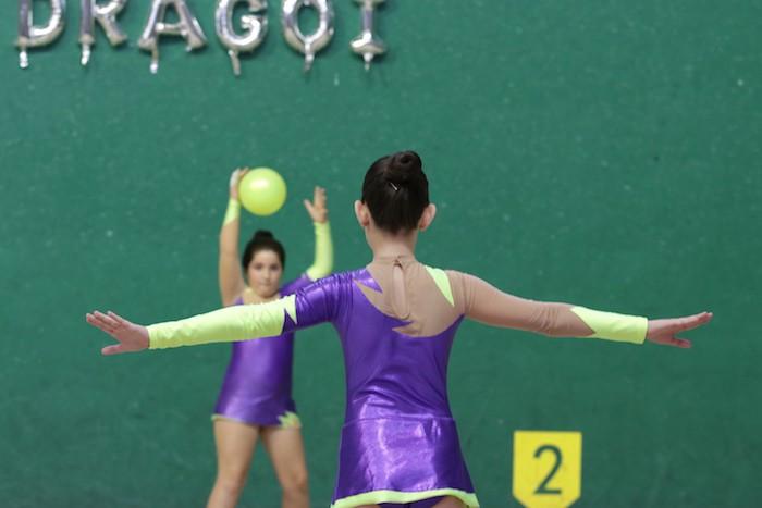 Ikasturte amaierako erakustaldia egin dute arrasateko gimnastek - 23