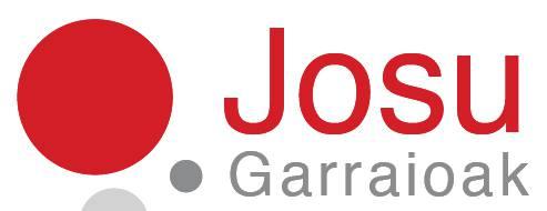 J. Alonso Garraioak logotipoa