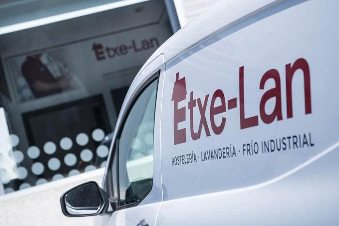 etxe-lan furgoneta