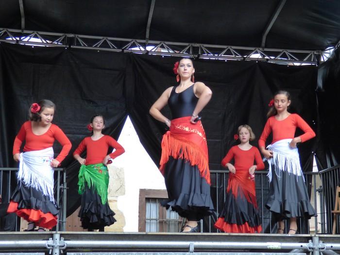 Ikusmina sortu du Maledantza taldeak flamenko erakustaldiarekin - 12