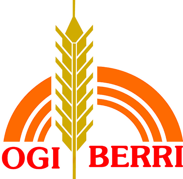 Ogiberri elkoarti okindegia logotipoa
