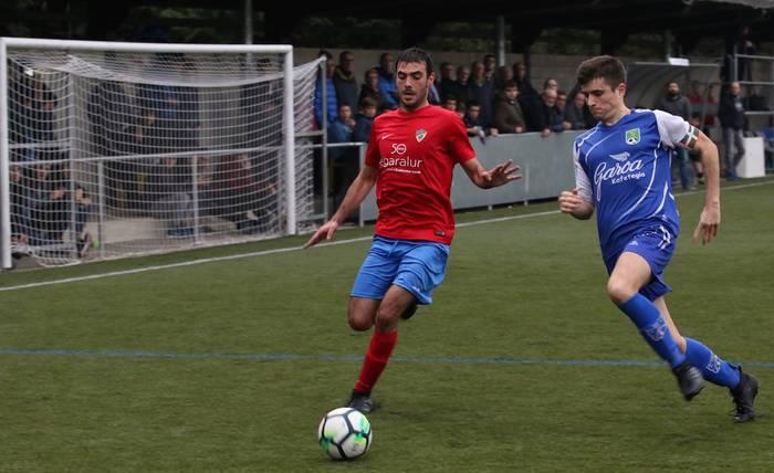 Erraz irabazi du Aloña Mendik Ikasberriren aurka (5-1)
