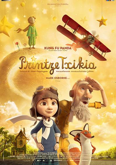 Printze txikia filma