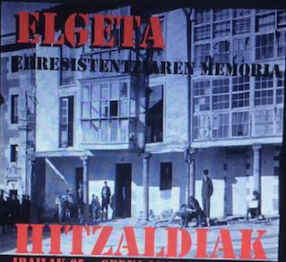 Memoria jardunaldiak: Manolo Cainzosen hitzaldia
