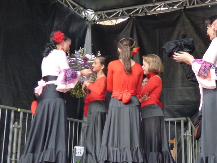 Ikusmina sortu du Maledantza taldeak flamenko erakustaldiarekin - 26