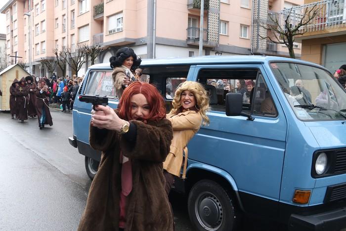 Inauterietako desfilea Aretxabaletan - 55