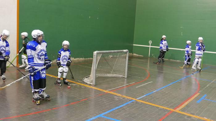 Irristaketa eta hockey ikastaroa egingo dute Iturripen