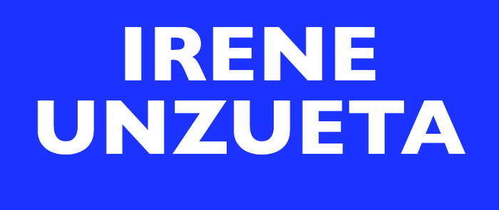 Irene Unzueta osteopatia logotipoa