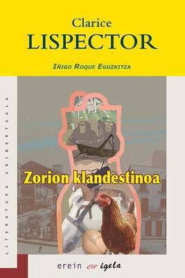 Zorion klandestinoa Literatura solasaldia
