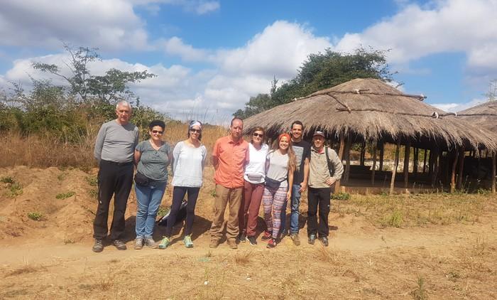 Mozambikeko Niassa probintziara iritsi gara Mundukideko kideak
