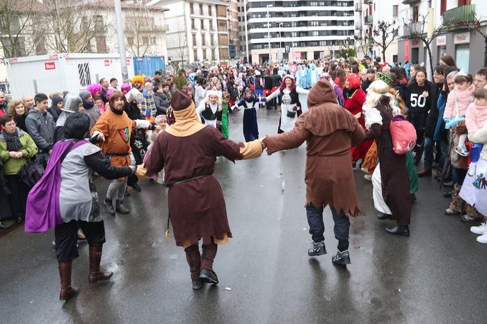 Aratusteetako desfilea Arrasaten - 47