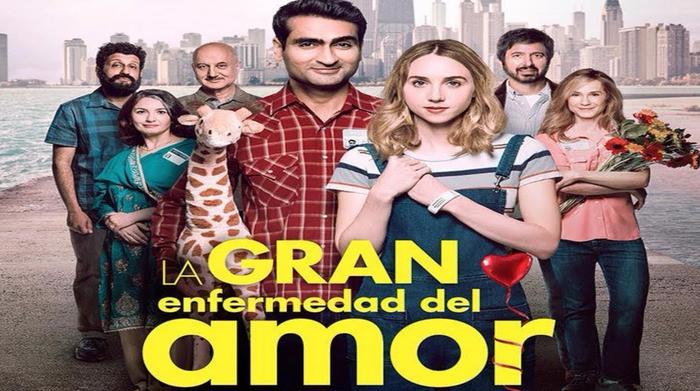 'La gran mentira del amor' filma zineklubean