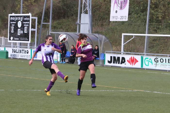 Arizmendik irabazi du Mojategiko derbia: 0-1