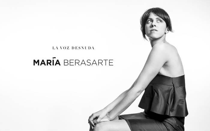 Maria Berasartek emanaldia eskainiko du Arantzazun