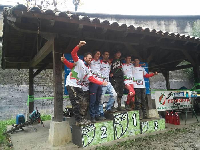 Debagoiendarrak bikain Galdakaon Open Euskadin