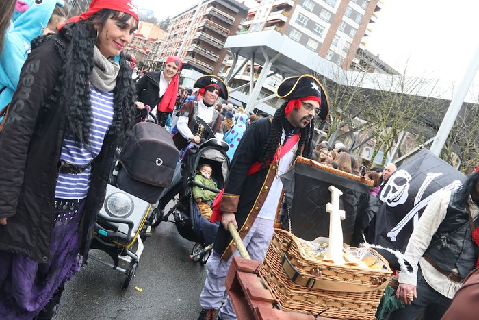 Aratusteetako desfilea Arrasaten - 78