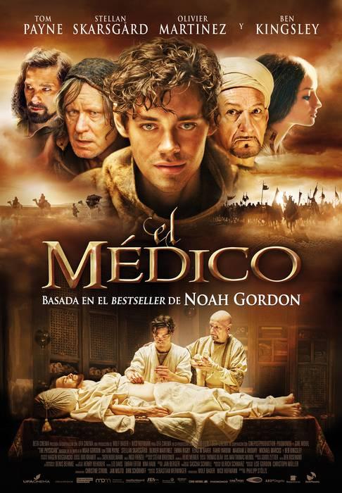 'El médico' filma