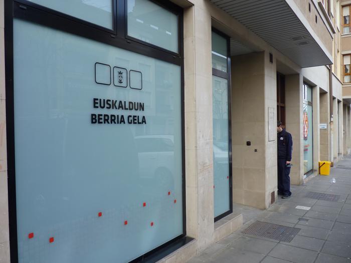 Euskaldun Berria gela da orain