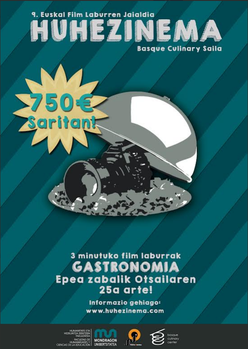 Huhezinema: 9. euskal film laburren jaialdia