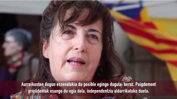 'Ikustenda': Katalunia 'propera parada' (hirugarren saioa)