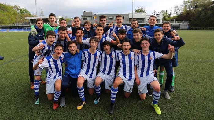 Reala Euskal Ligan, txapeldun!