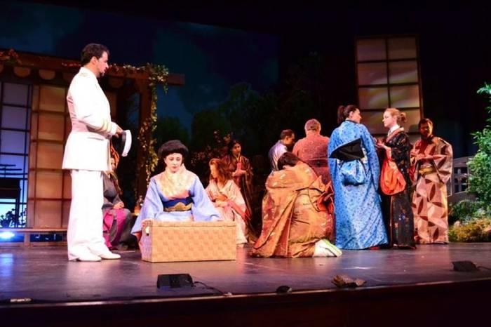 'Madama Butterfly', Pucciniren opera lirikoa Amaia Antzokian