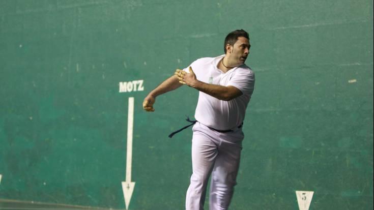 PILOTA: Mikel Goñik eta Gineak, irabazi