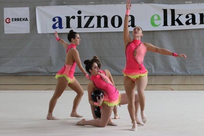 Maila bikaina gimnasia erritmikoko txapelketan - 21