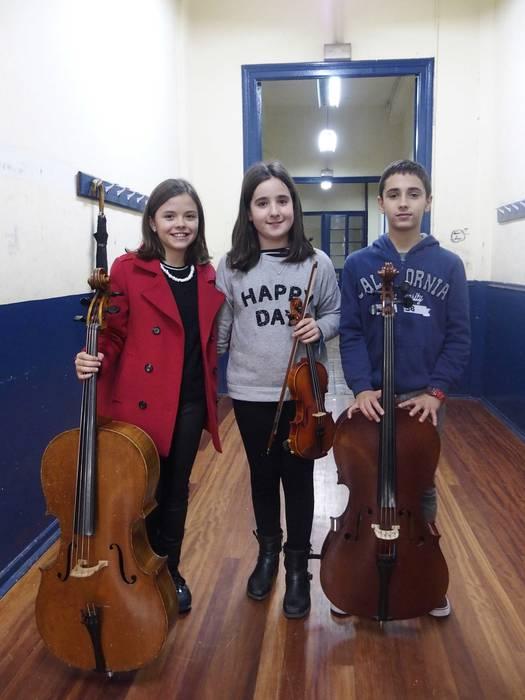 Lau bergarar Euskadiko Ikasleen Orkestran izango dira