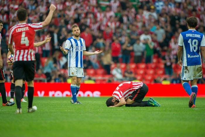 Athletic-Reala derbiko argazkiak - 20