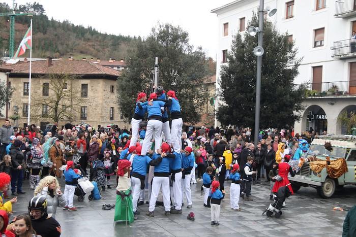 Inauterietako desfilea Aretxabaletan - 101
