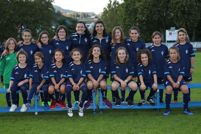 BKEko futbol saileko taldeak - 16