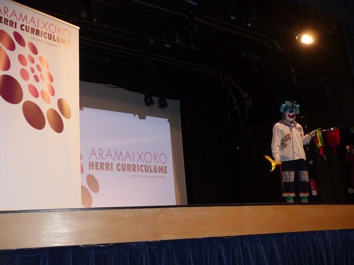Aramaioko Herri Curriculumaren aurkezpena - 8