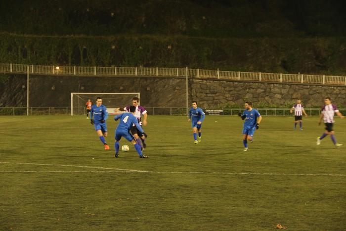 Liderrari irabazi dio Mondrak (1-0) - 17