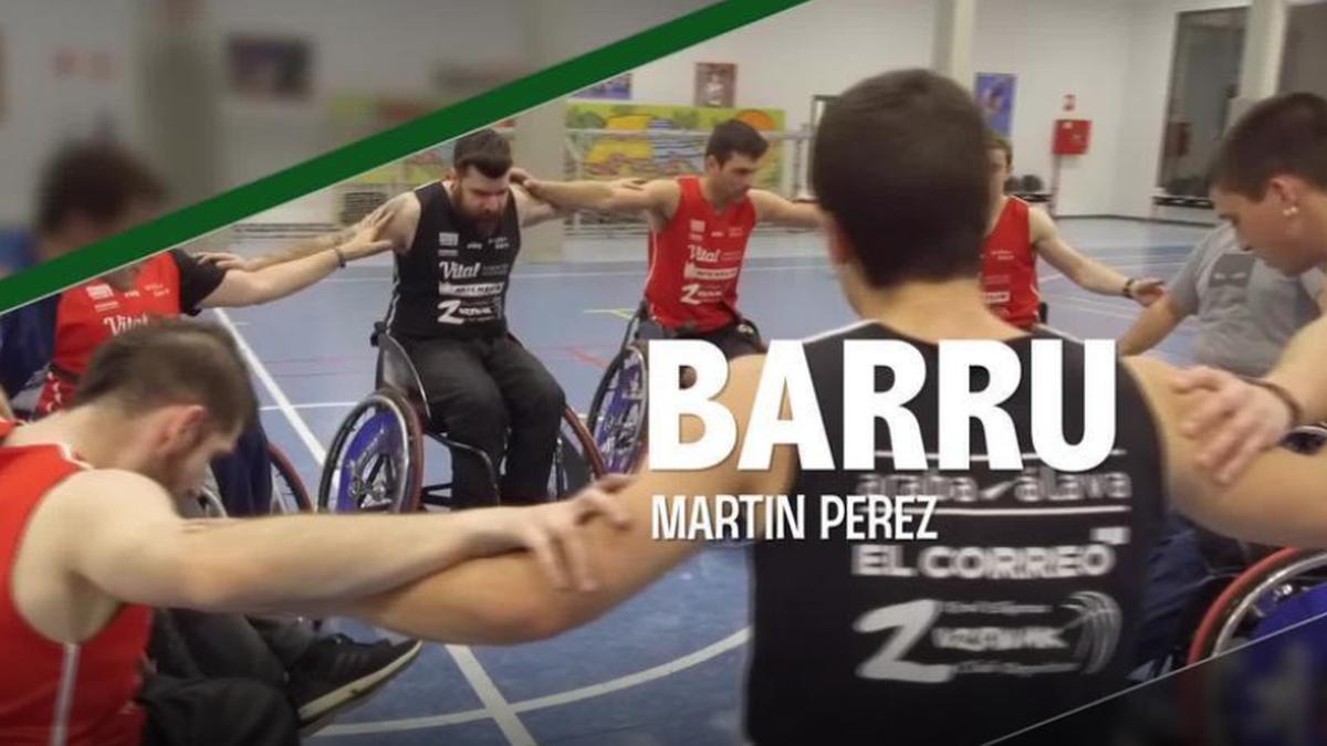 Barru: Martin Perez