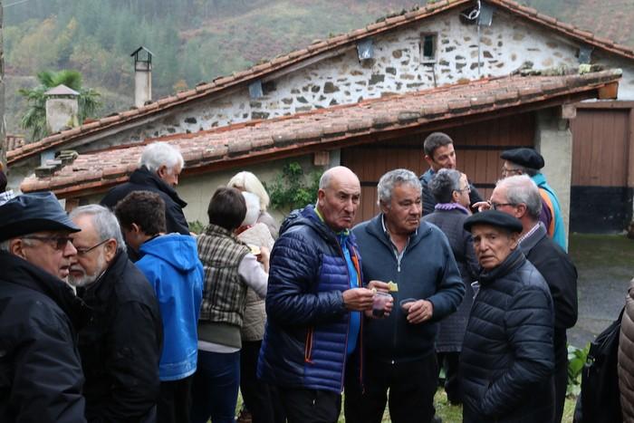 San Martin jaietako txerria dastatu dute Azkunetan - 27