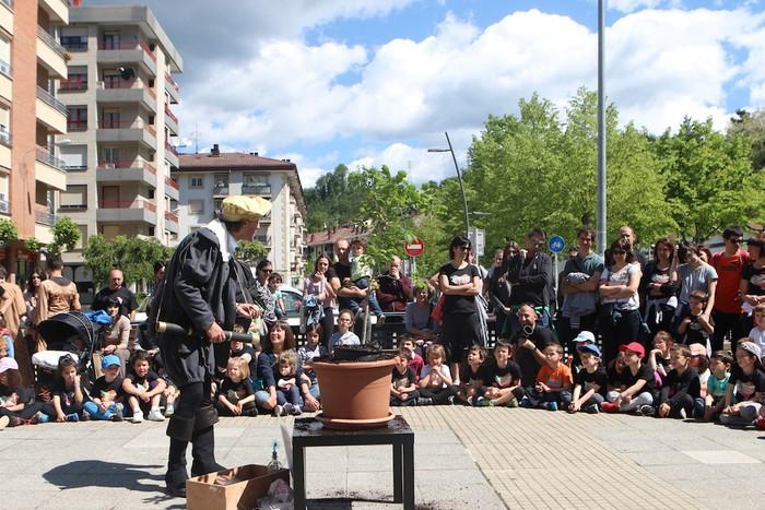 Udaberriaren algara eta festa Basabeazpin - 8