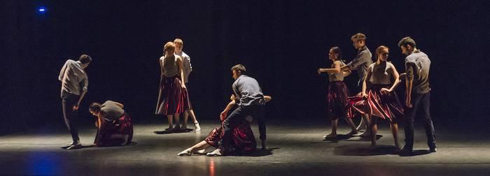 Euskal Herriko eta nazioarteko koreografoen dantzen batura