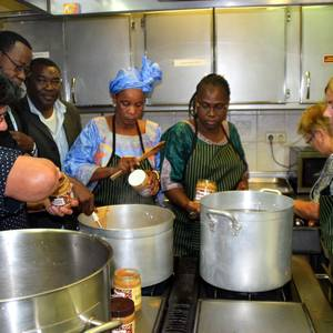 Elkartasun Festa emankorra Senegalen alde