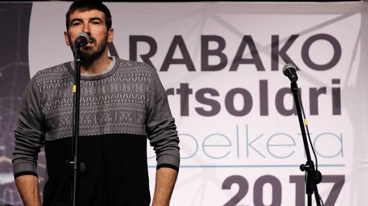 Manex Agirre eta Xabi Igoa dira finalera sailkatu diren aramaioarrak