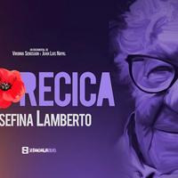 'Florecica - Josefina Lamberto' dokumentalaren emanaldia