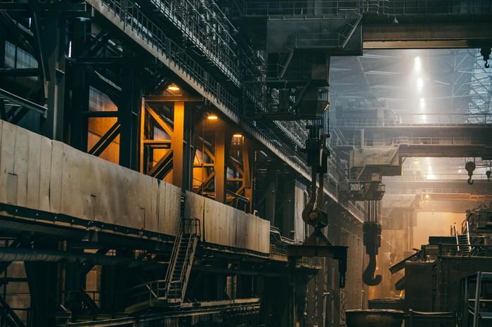 EAEko industria-jarduerak %13,3 egin zuen gora ekainean