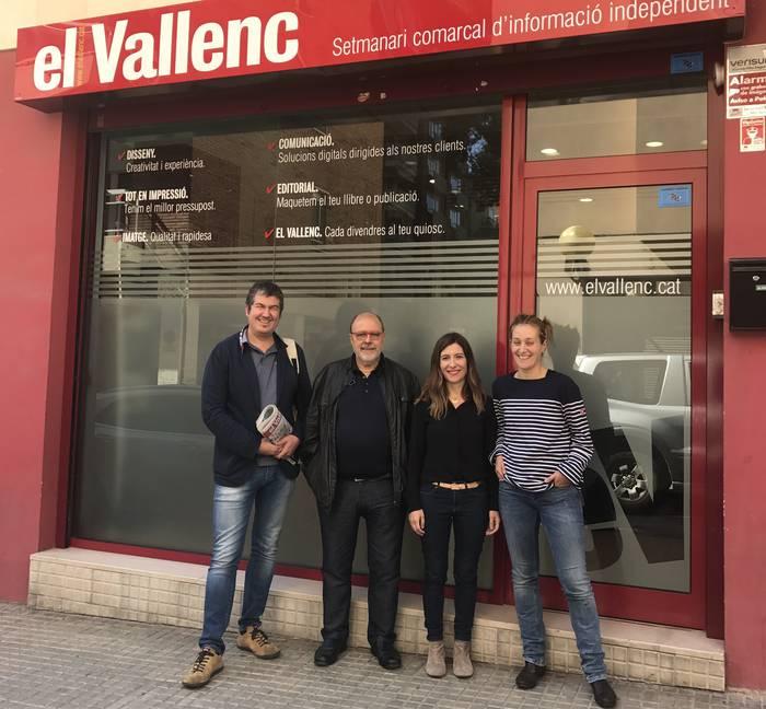 Katalunia eta Euskal Herriko tokiko hedabideen arteko elkarlana abian da